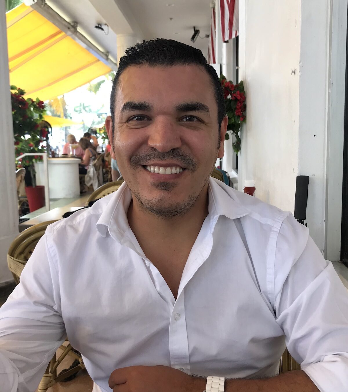 Photo of Edgar Restrepo - Nth Degree Group President